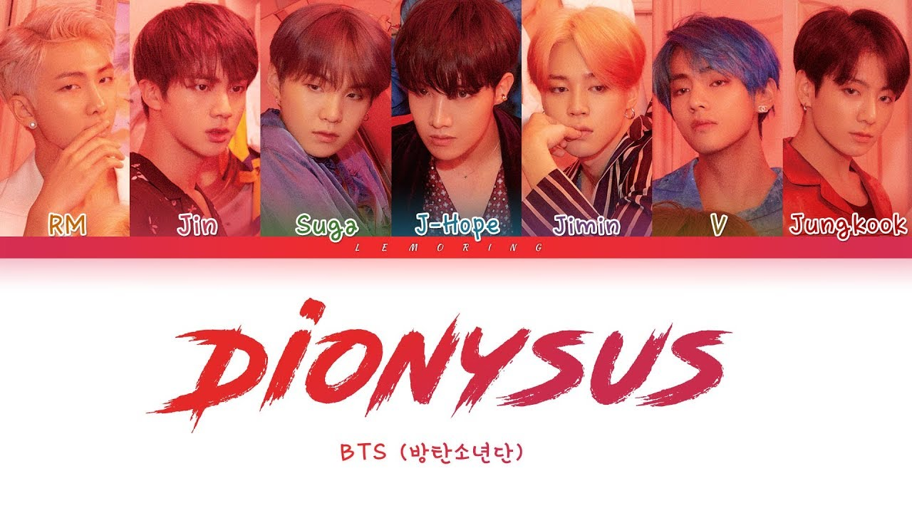 How BTS' 'Dionysus' Demonstrates the Group's Musical Ambition
