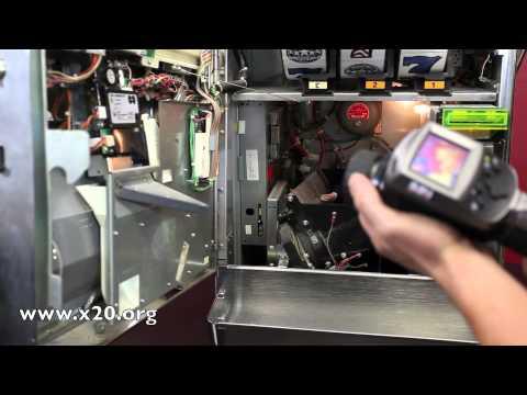 FLIR EX320 Infrared camera DEMO MODEL