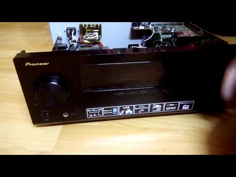 How to clean AV receivers/Amplifiers