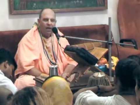 HH Jayapataka Swami 2008.03.20, Evening Classes, Mayapur, WB, India