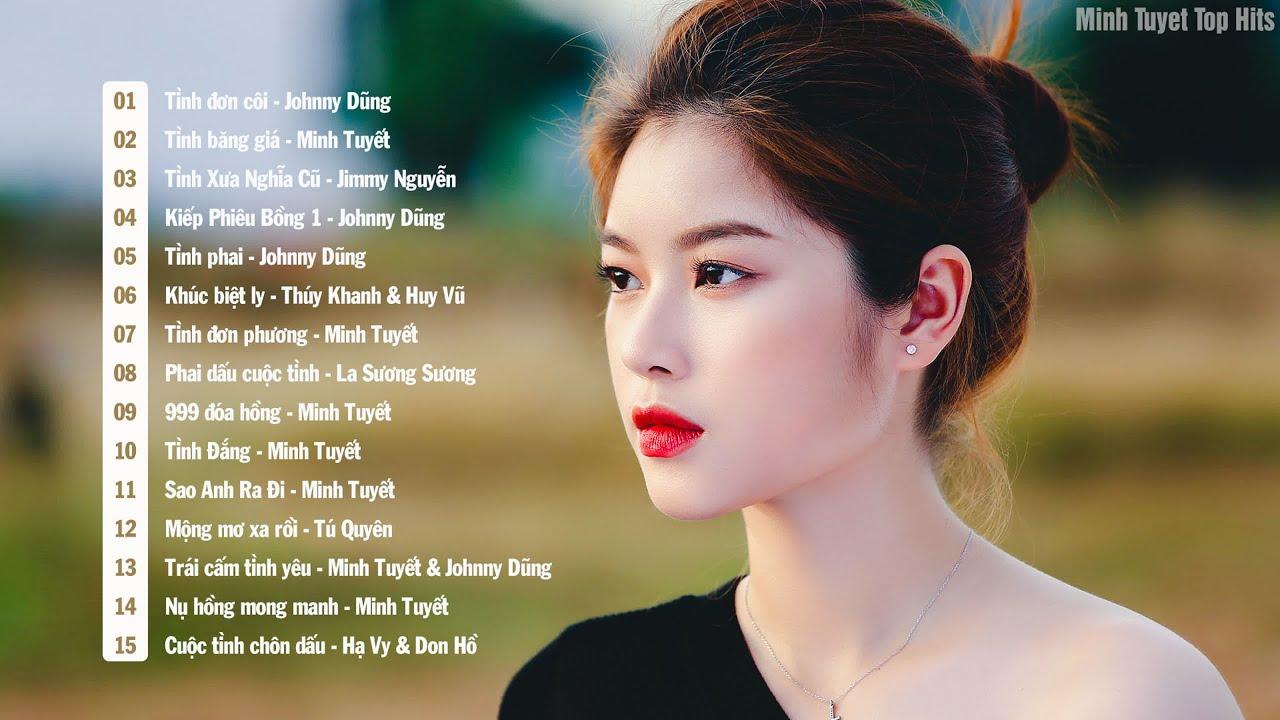 TÌNH ĐƠN CÔI, TÌNH BĂNG GIÁ / Nhạc Hoa Lời Việt - Nhạc Trẻ Xưa 8X9X Hay Nhất Một Thời
