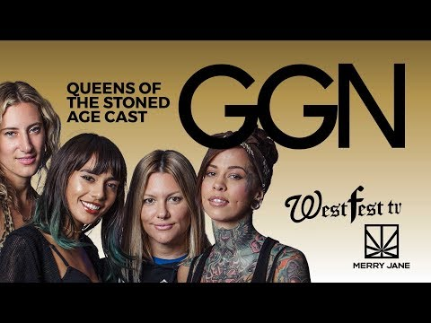 The 'Queens of the Stoned Age' Cast & Uncle Snoop Predict a ProPot Woman President  GGN