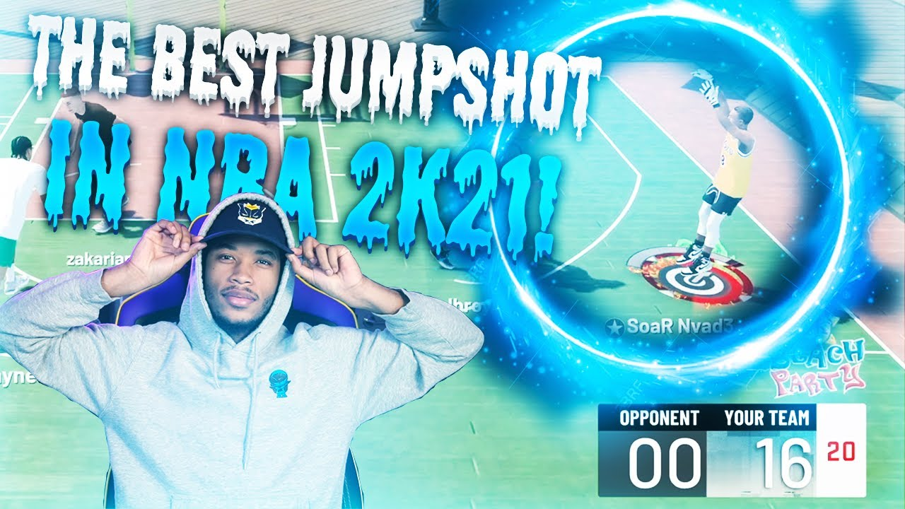 THE BEST JUMPSHOT IN NBA 2k21! YOU NEED THIS!
