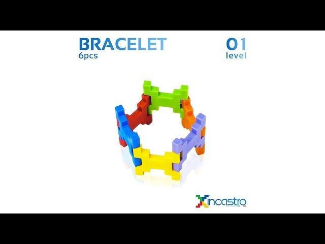 INCASTRO | Level 1 | Bracelet