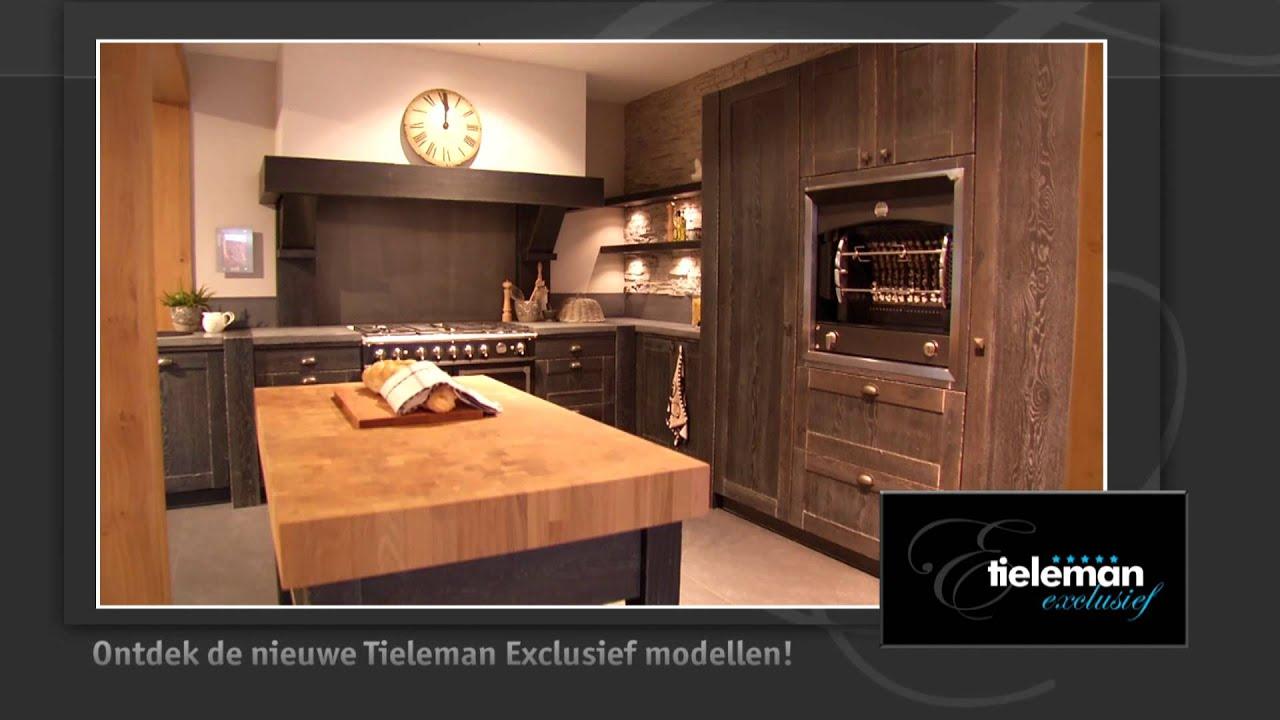 Ontdek de nieuwe tieleman exclusief keukenmodellen tieleman keukens youtube - Keuken modellen ...