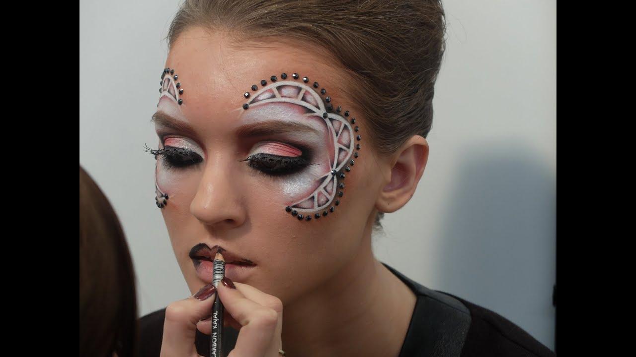 Конкурсный макияж кто такой мужчина веб моделью