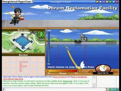 100% Real Working Gaia Online Fishing Bot