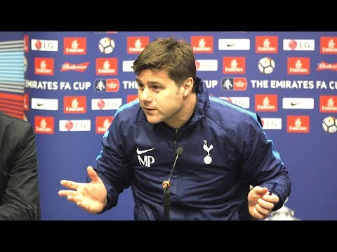 Tottenham 6-1 Rochdale - Mauricio Pochettino Full Post Match Press Conference - FA Cup
