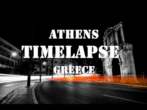 Athens | Timelapse | HD