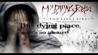 My Dying Bride - The Wreckage of My Flesh (With Lyrics)