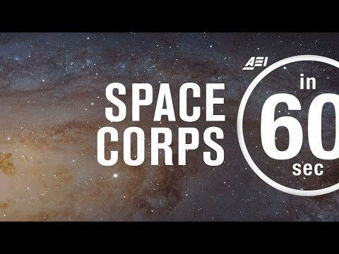 Space Corps: A new military branch? | IN 60 SECONDS