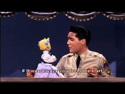 Wooden Heart  -  Elvis Presley (do filme  SAUDADES DE UM PRACINHA)