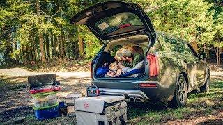 2020 KIA Telluride - My Camping Setup