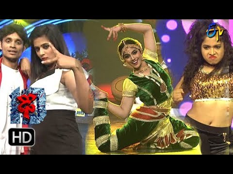 Dhee 10 |  17th January 2018 | Full Episode | ETV Telugu