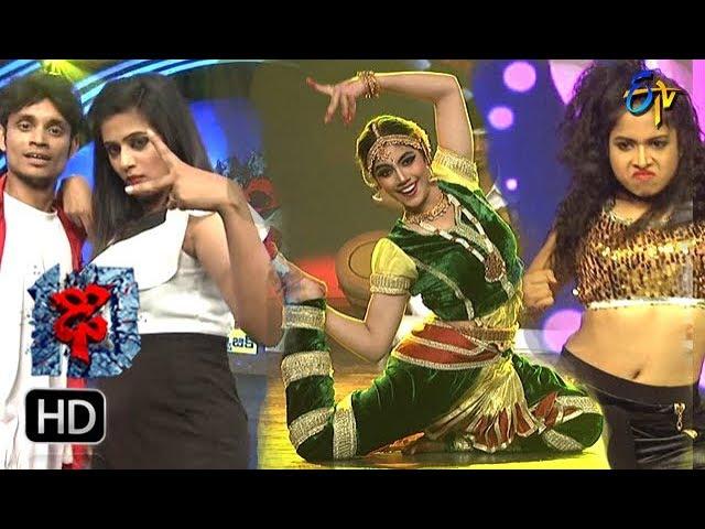 Dhee 10    17th January 2018   Full Episode   ETV Telugu