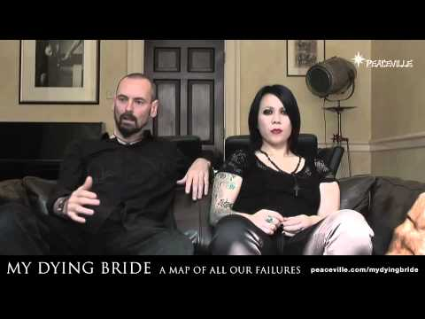 My Dying Bride - Aaron and Lena answer questions at Peaceville HQ (continued...)