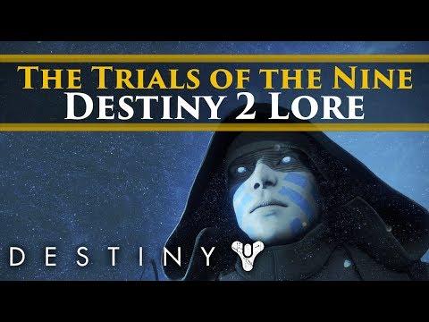 Destiny 2 - Trials of the Nine Lore (AKA more mysteries, Flawless runs & The Nine)
