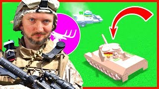 WINDS OF WAR WITH DME! -ROBLOX Armored Patrol Danish
