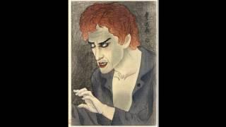 Yamamura Toyonari 山村豊成  (1885-1942) Paintings of Kabuki actors Jepan