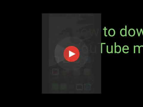Download YouTube music mod apk by Apk Mods