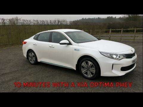 Kia Optima Phev 10 Minute Review