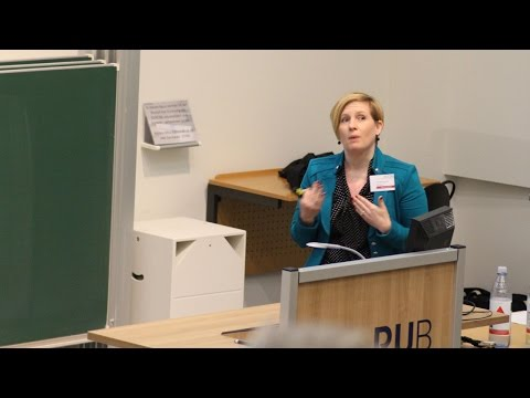 Prof. Larissa Samuelson | Embodied Word Learning:  How action brings prior knowledge to bear