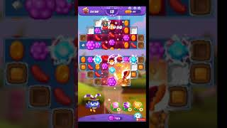 Candy Crush Friends Saga Level 696 NO BOOSTERS - A S GAMING