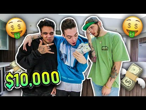 WE WON $10,000!! (ft. FaZe Banks)