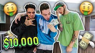 WE WON $10,000!! (ft. FaZe Banks)