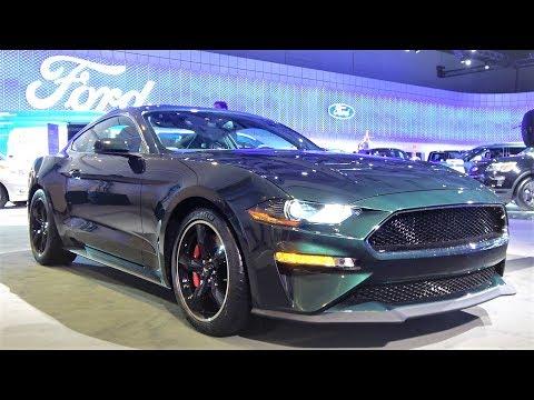 NEW  Mustang Bullitt | CIAS Toronto