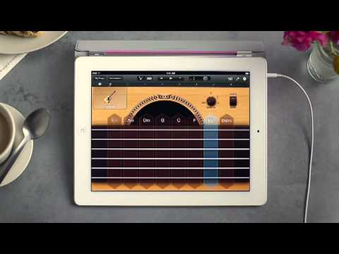 how to add music to garageband on ipad