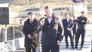 Торжественное открытие моста в с  Губден