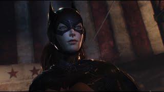 Batman: Arkham Knight - Batgirl: A Matter of Family (PC)(Full DLC Walkthrough)