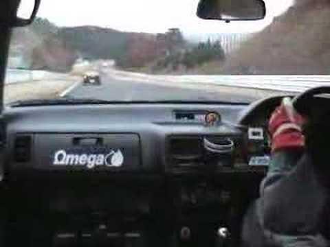 Honda Integra DA6 XSi  Sugo Track Best Time