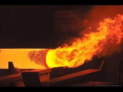 Как делают сталь