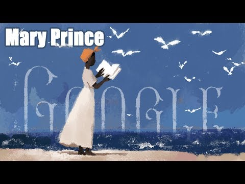 Mary Prince Google Doodle