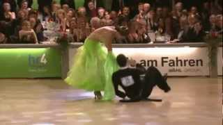Ballroom Dance Quickstep Disaster
