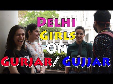 Delhi Girls On Gurjar/ Gujjar