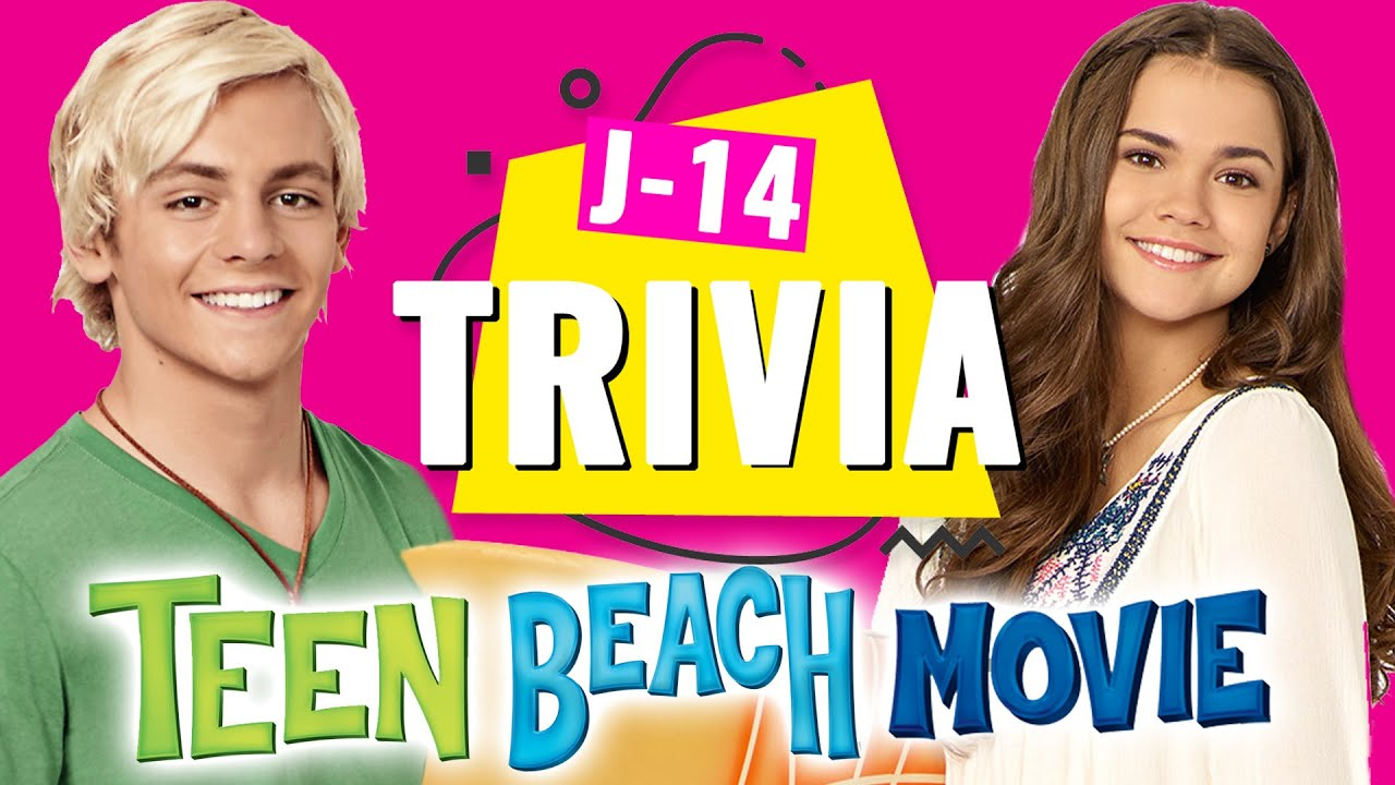 Teen Beach Movie Trivia (HARD!): How Well Do You Know the Disney Channel Movie?