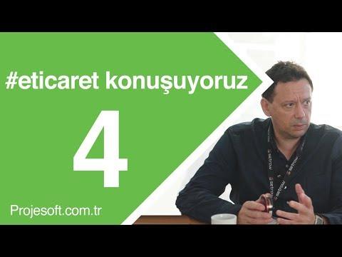 """Projesoft - Setrow """" E-ticaret Konuşuyoruz #4 """""""