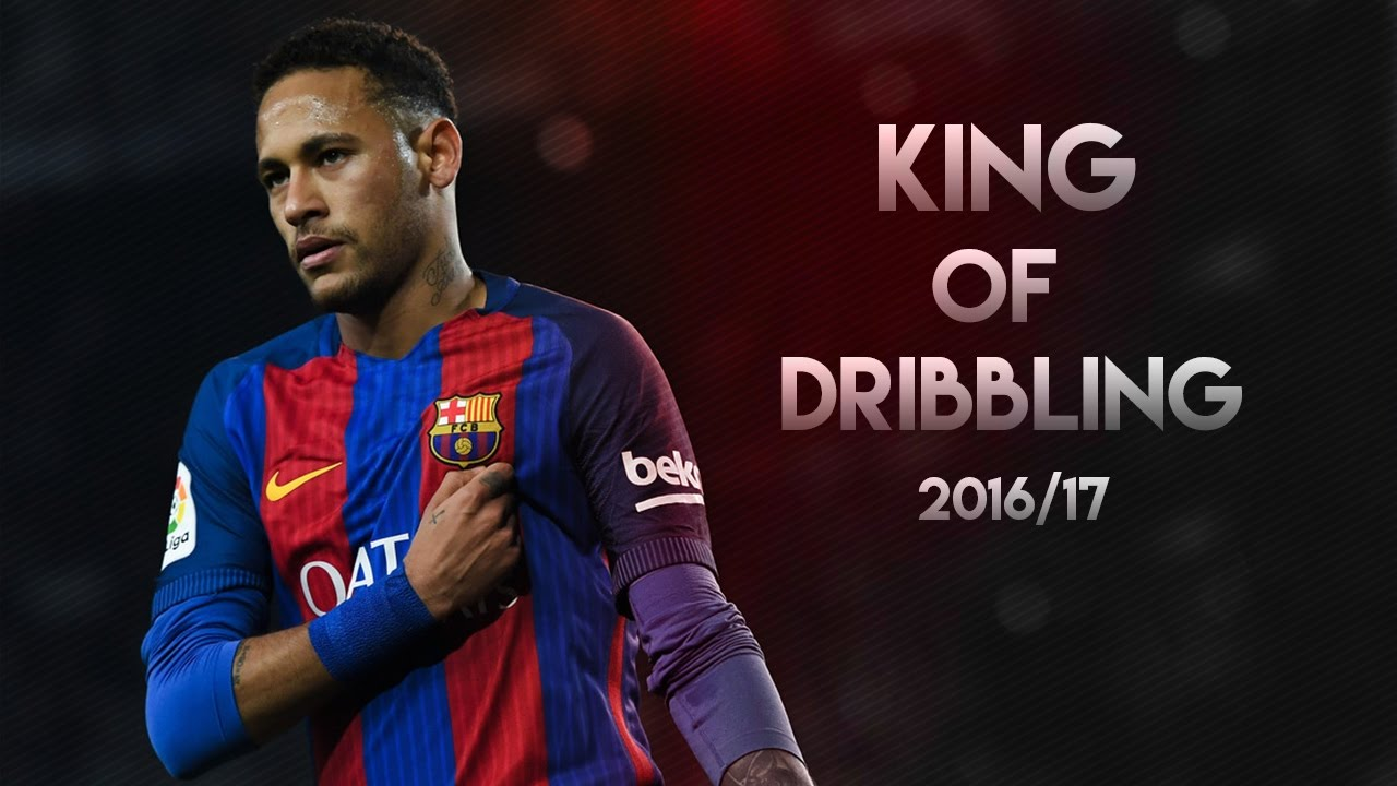 Neymar Jr 2016/17 - King Of Dribbling - Skills & Tricks ...