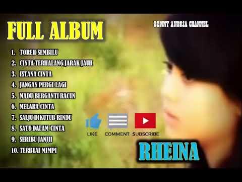 SLOW ROCK LAGU MALAYSIA - RHEINA LAGU PILIHAN TERBAIK - (FULL ALBUM)