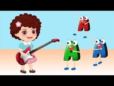 ABC Songs for Children  13 Alphabet Songs  + More Nursery Rhymes & Kids Songs  Lollipop CAF