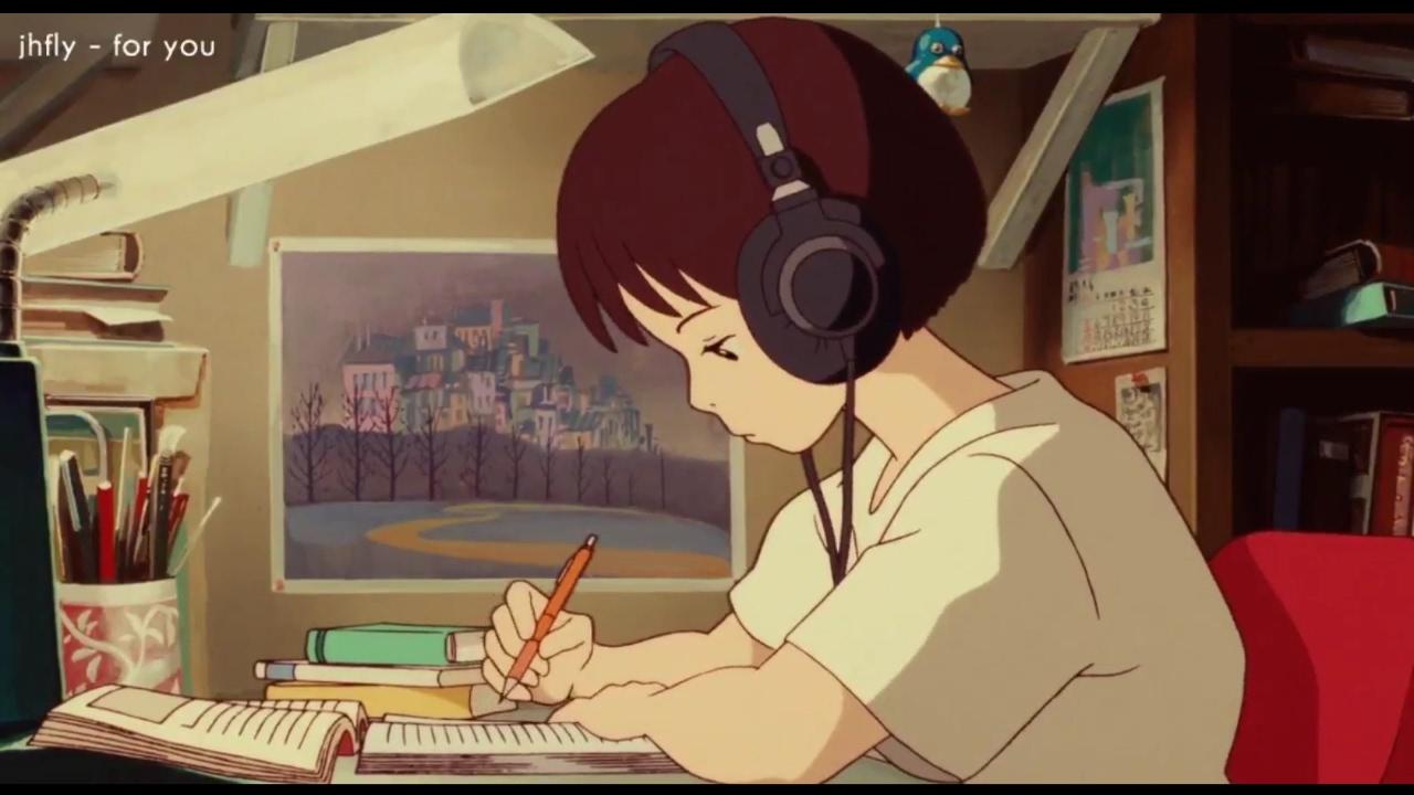 Cat Girl Anime Live Wallpaper Hip Hop Radio Beats To Relax Study Youtube