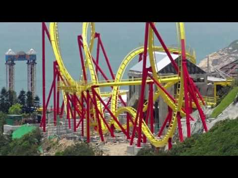Top 10 Steel Coasters in China