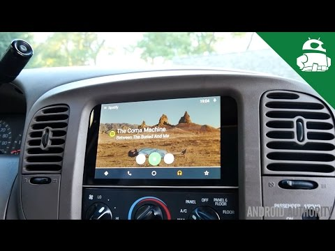 How to install a tablet in your car