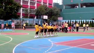 2014校際閃避球錦標賽-嶺南大學香港同學會小學Round1