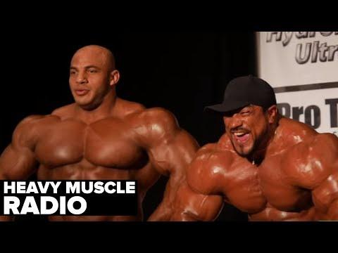 Olympia Guest Posing Recap: Heavy Muscle Radio- May 7, 2018