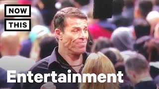 Tony Robbins Does Not Understand The #MeToo Movement | NowThis