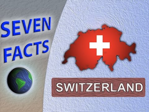 7 Facts about Switzerland